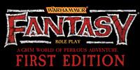 Warhammer Fantasy Roleplay 1st Edition